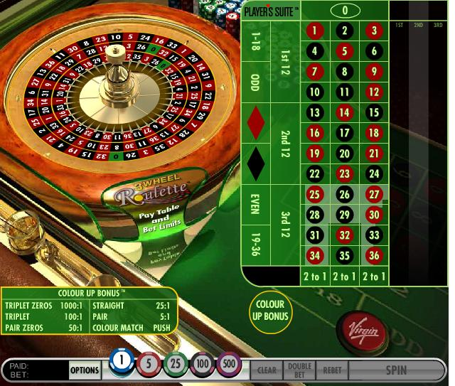 Rules and ways of betting on roulette