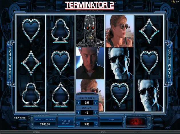 The Judgment Of Terminator 2